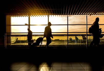 airport-architecture-dawn-227690